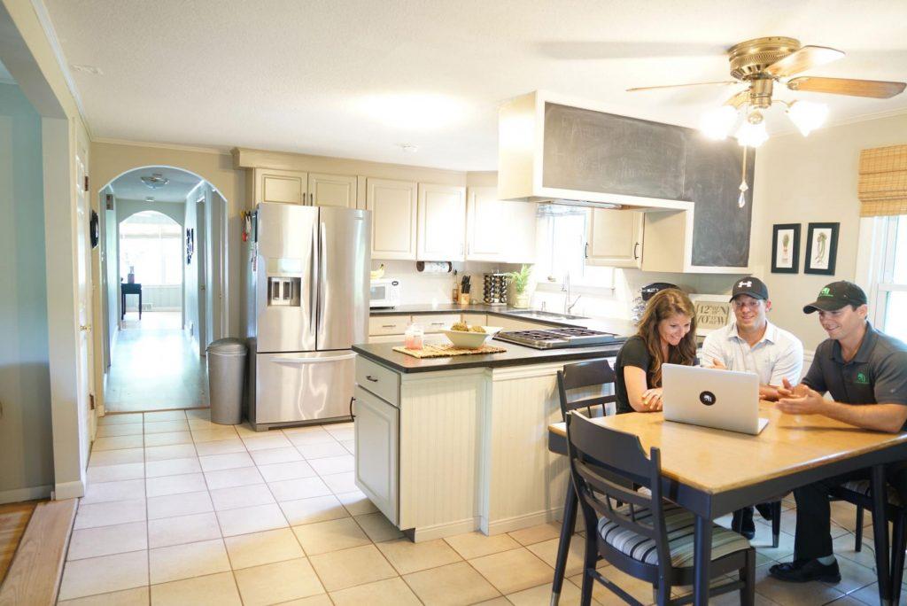 AI: Home Energy Assessment