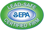 Lead Safe Certified Firm Badge