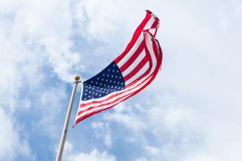 AI: American Flag